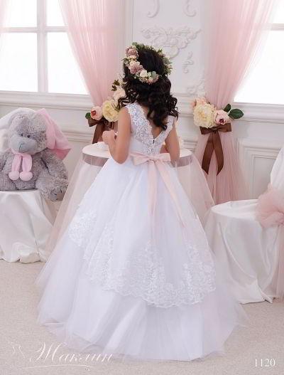 Детское платье модель 1120