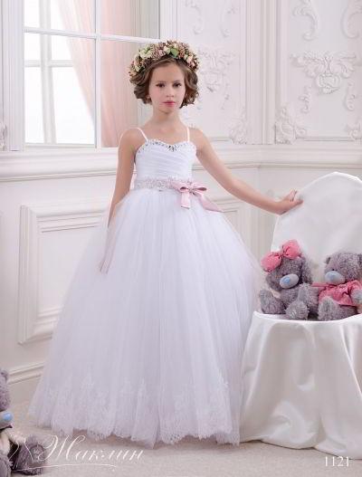 Детское платье модель 1121