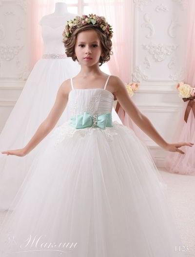 Детское платье модель 1123