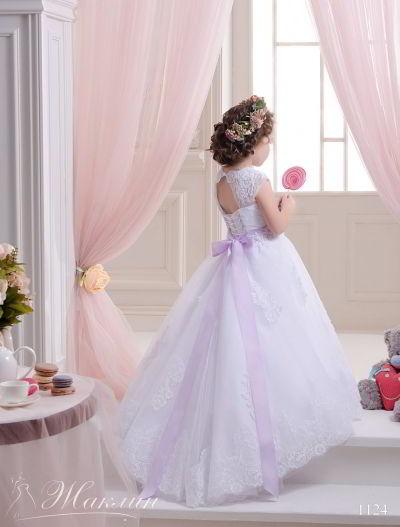 Детское платье модель 1124