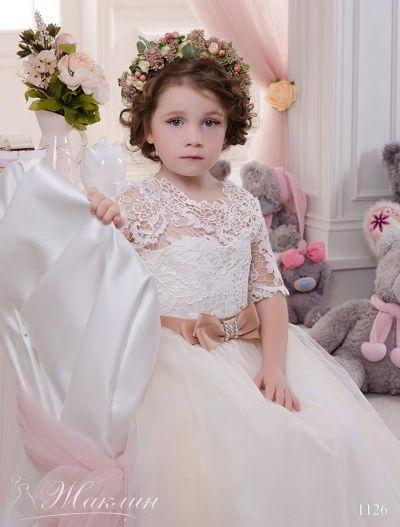 Детское платье модель 1126