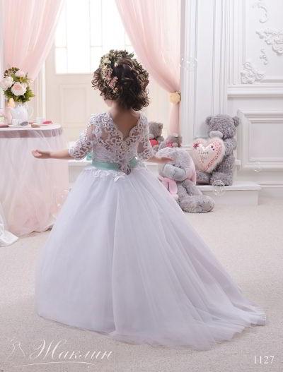 Детское платье модель 1127