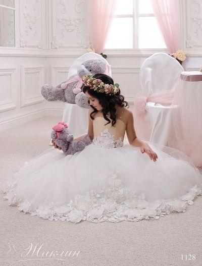 Детское платье модель 1128
