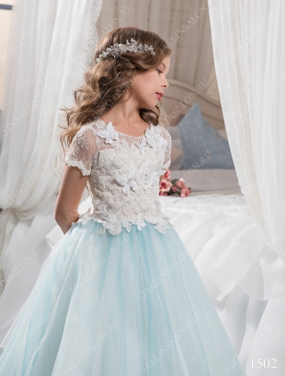 Детское платье модель 1502