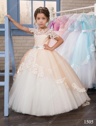 Детское платье модель 1505