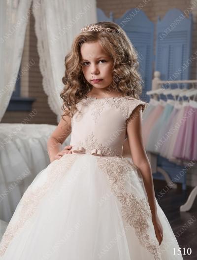 Детское платье модель 1510