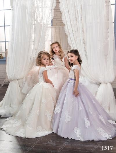 Детское платье модель 1517