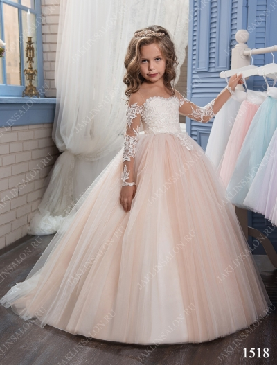 Детское платье модель 1518
