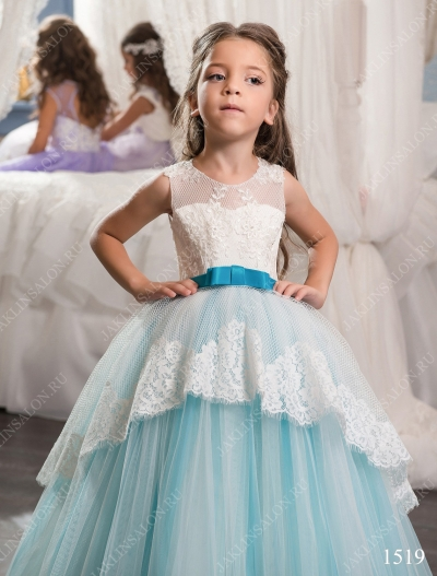 Детское платье модель 1519