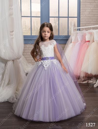 Детское платье модель 1527
