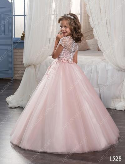 Детское платье модель 1528