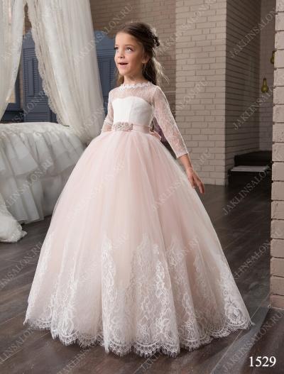 Детское платье модель 1529