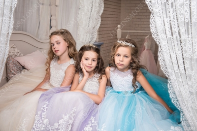 Детское платье модель 1531