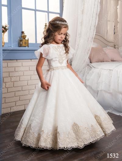 Детское платье модель 1532