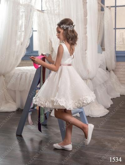 Детское платье модель 1534