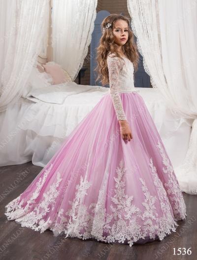 Детское платье модель 1536