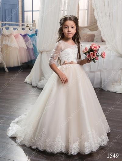 Детское платье модель 1549