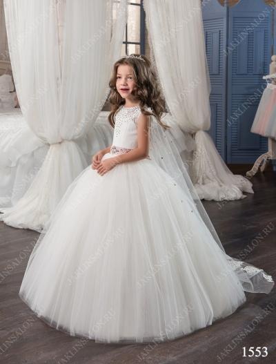 Детское платье модель 1553