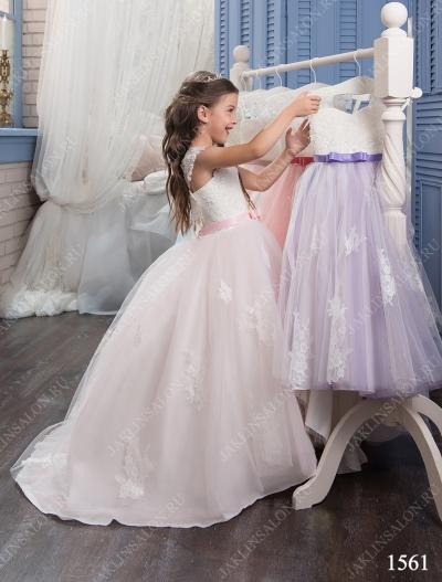 Детское платье модель 1561