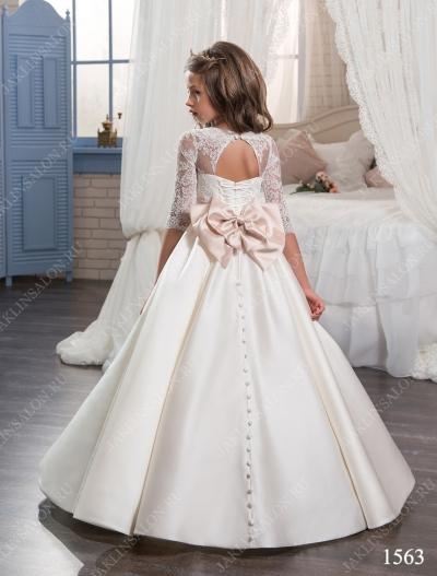 Детское платье модель 1563