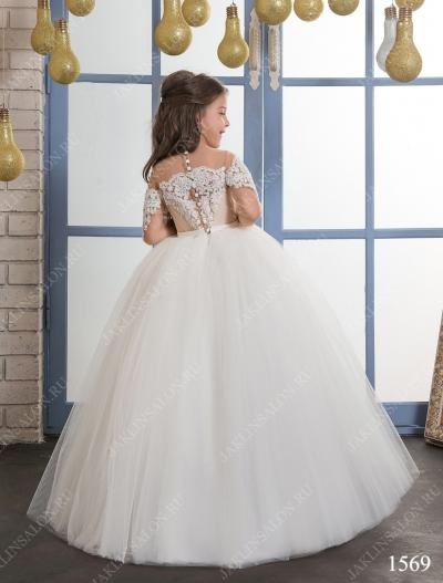 Детское платье модель 1569
