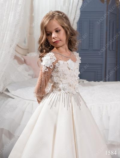 Детское платье модель 1584