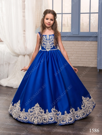 Детское платье модель 1586