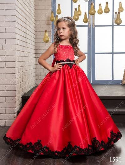 Детское платье модель 1590