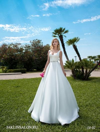 Свадебное платье 18-02