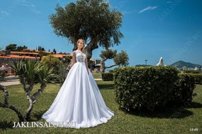 Свадебное платье 18-09