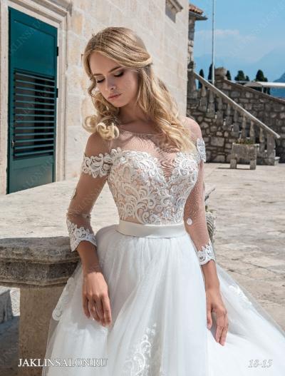 Свадебное платье 18-15