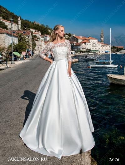 Свадебное платье 18-16
