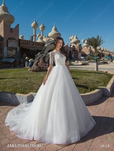 Свадебное платье 18-18