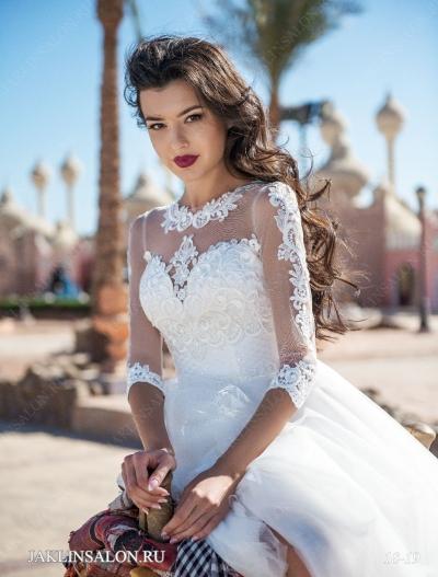 Свадебное платье 18-19