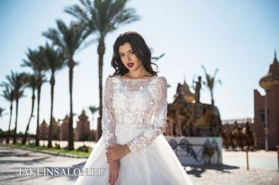 Свадебное платье 18-20