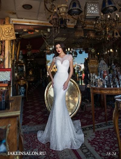 Свадебное платье 18-24