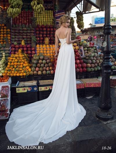 Свадебное платье 18-26