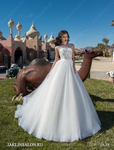 Свадебное платье 18-28