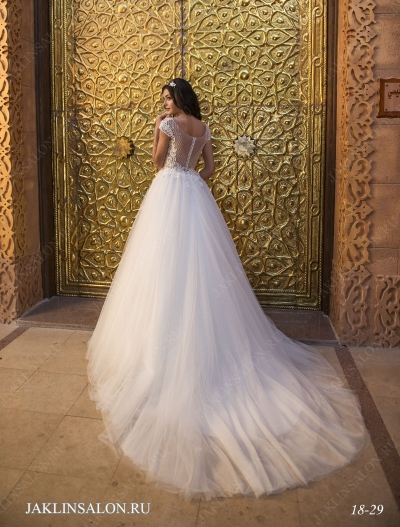 Свадебное платье 18-29