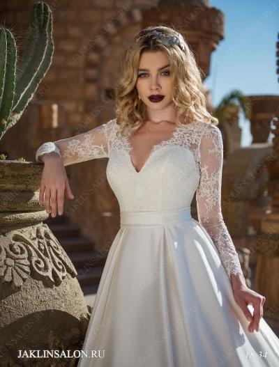 Свадебное платье 18-34