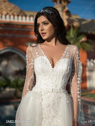 Свадебное платье 18-37
