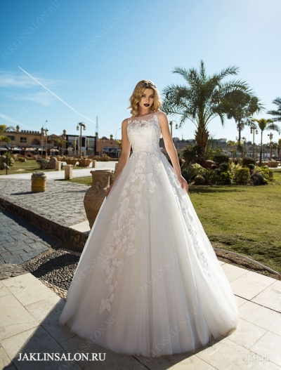 Свадебное платье 18-44