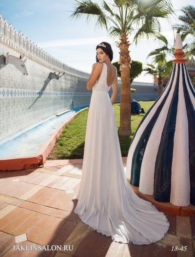Свадебное платье 18-45