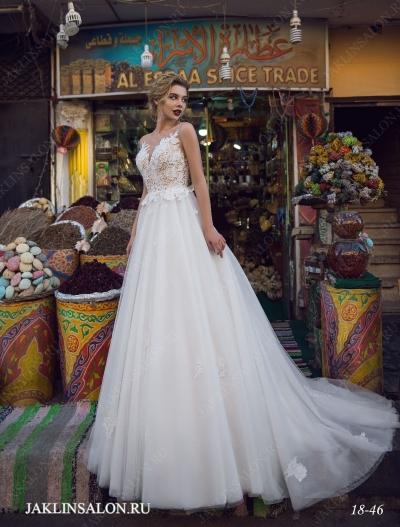 Свадебное платье 18-46
