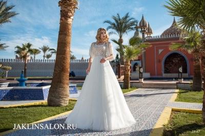 Свадебное платье 18-47