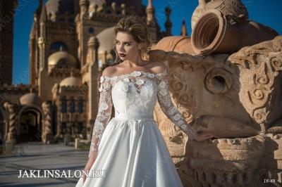 Свадебное платье 18-49