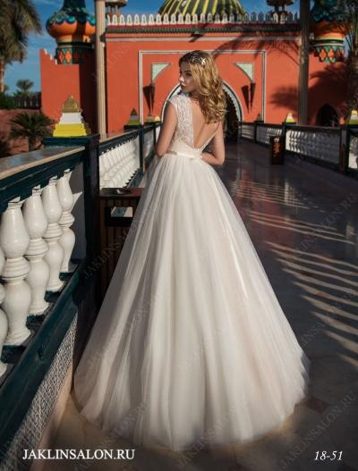 Свадебное платье 18-51