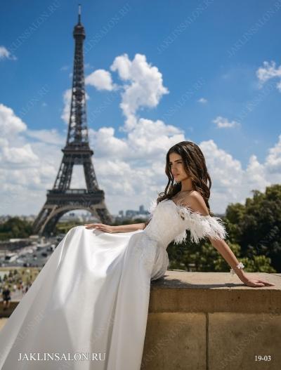 Свадебное платье 19-03