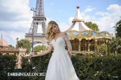 Свадебное платье 19-06