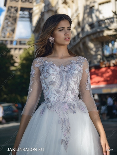 Свадебное платье 19-07